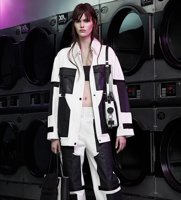 Коллекция Alexander Wang, resort 2015