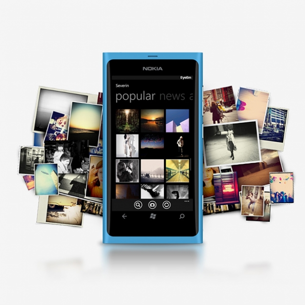 Instagram появился на Windows  Phone