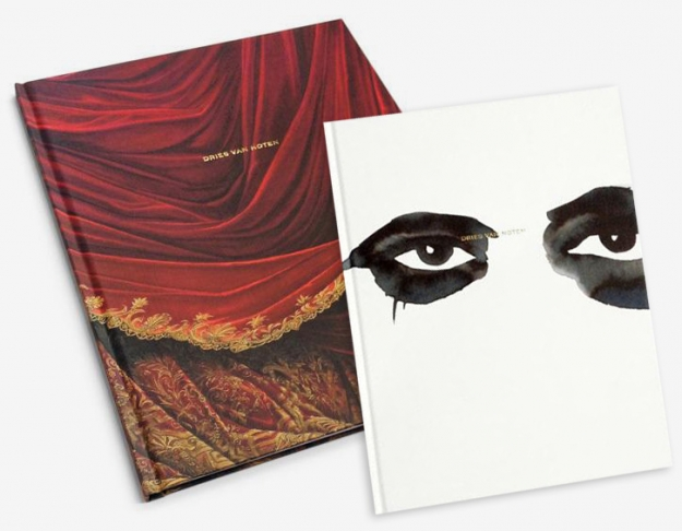Дрис Ван Нотен выпустит две книги о создании коллекций