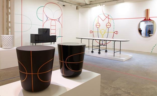 О спорт, ты — интерьер: коллекция мебели от Hayon Studio