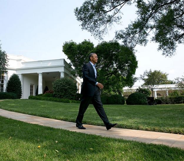 """Президент Обама появится в """"Звездном выживании с Беаром Гриллсом"""""""