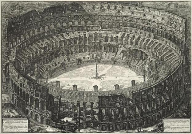 Выставка итальянских гравюр XVIII—XXI вв.еков стартует вПушкинском музее