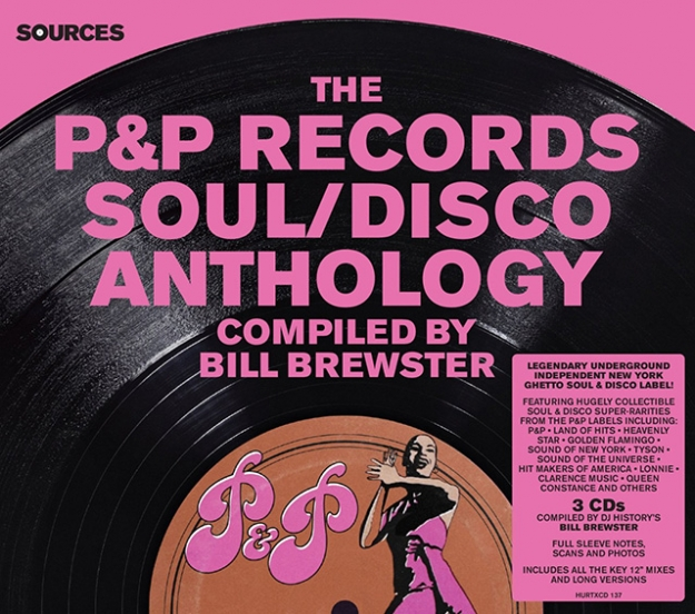 Альбом недели: The P&P Records Soul and Disco Anthology