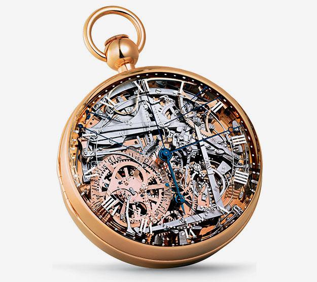 Знаменитые золотые часы Марии-Антуанетты выставят на публику