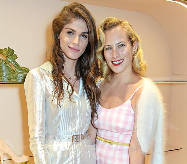 Вечеринка в честь открытия бутика Charlotte Olympia в Лондоне