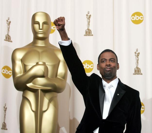 """Он вернулся: Крис Рок станет ведущим церемонии вручения премии """"Оскар"""""""