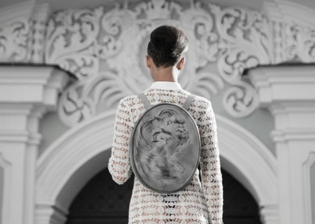 Архитектурные сумки Arxi от киевского дизайнера