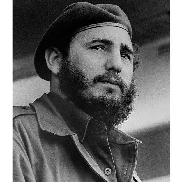 На Кубе скончался Фидель Кастро