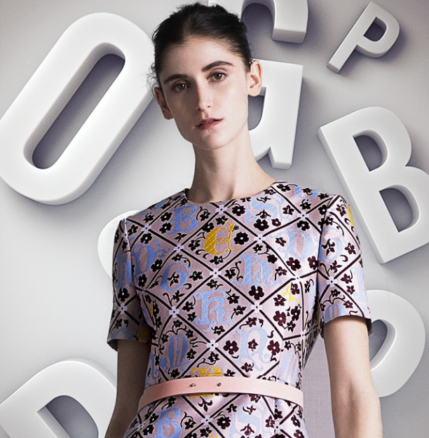 Коллекция Mary Katrantzou, resort 2015