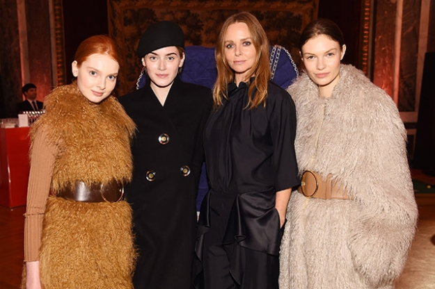 Презентация коллекции Stella McCartney в Нью-Йорке