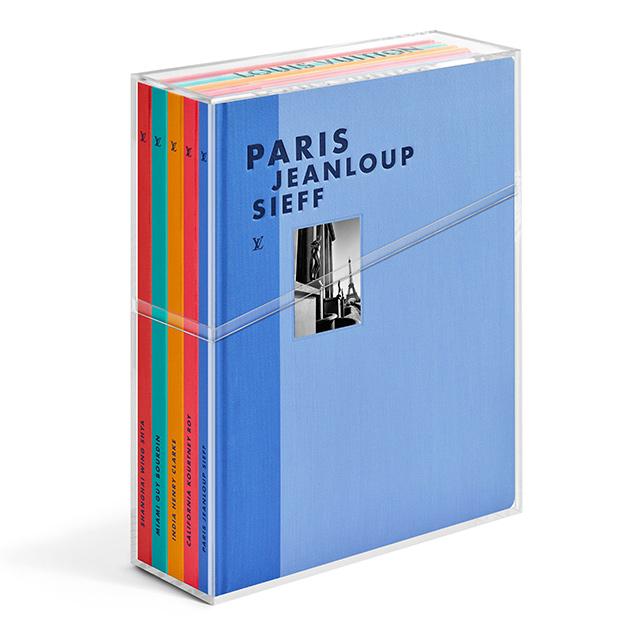Louis Vuitton выпускает фотоальбомы о путешествиях