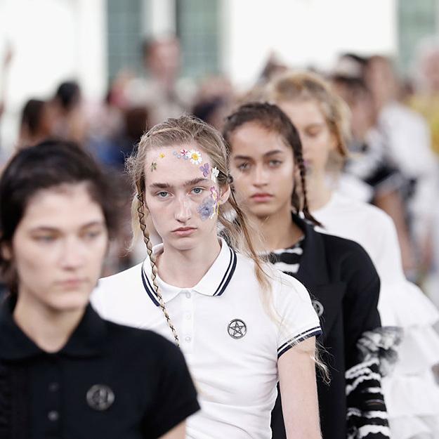 Лондонская неделя моды: Preen by Thornton Bregazzi, весна-лето 2017
