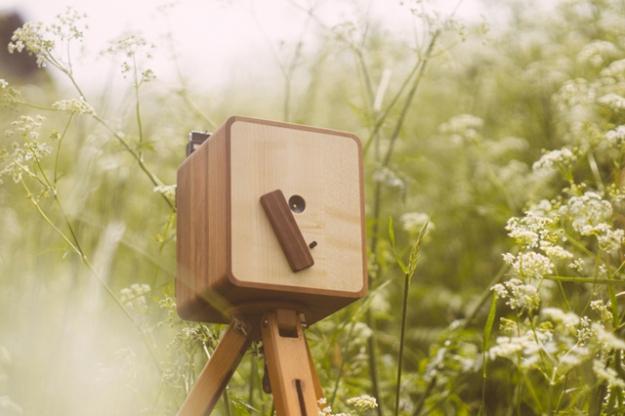 Современные камеры-обскуры от Ondu