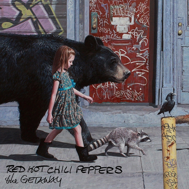 Альбом недели: Red Hot Chili Peppers — The Getaway