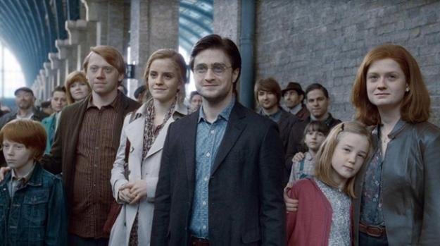 """Спектакль Роулинг """"Гарри Поттер и проклятое дитя"""" станет продолжением поттерианы"""