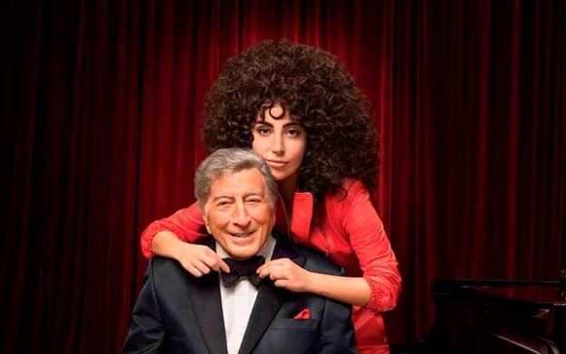 Леди Гага запишет джазовый альбом с Тони Беннеттом