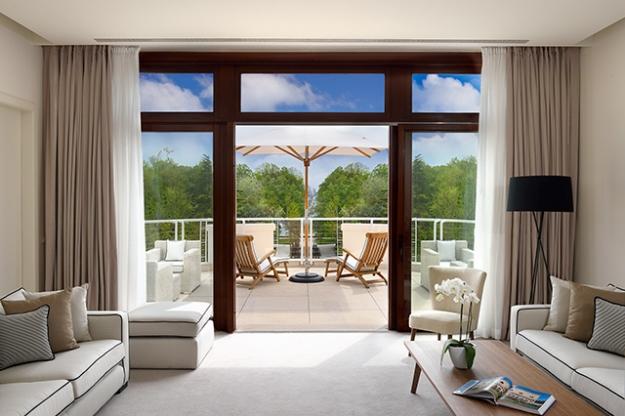 Новый отель JW Marriott Venice Resort & Spa на острове Роз