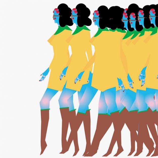 Prada пригласил шесть иллюстраторов для запуска коллекции очков