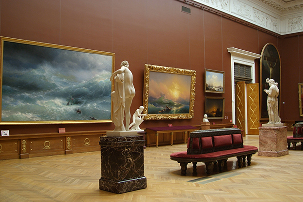 Российский музей будет бесплатным для всех желающих
