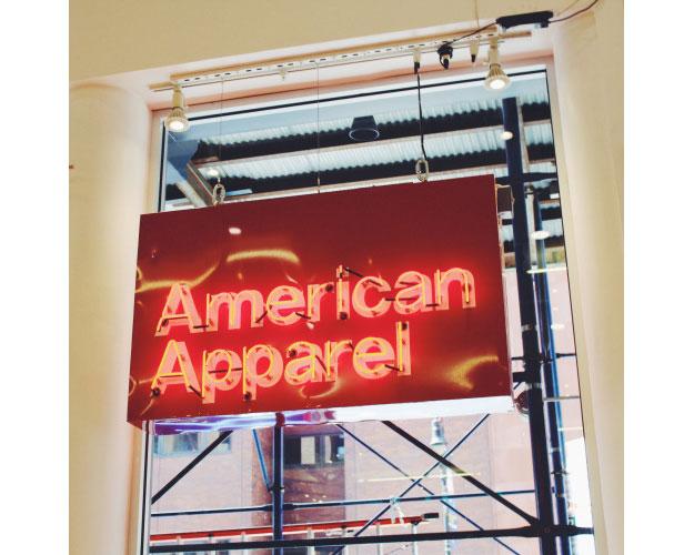 American Apparel вновь объявила обанкротстве, часть ееактивов купит канадская Gildan