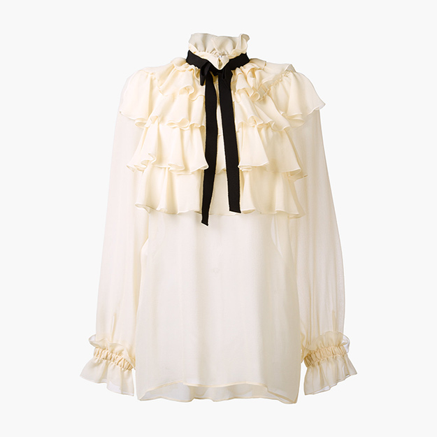 Блузка Gucci, Farfetch.com