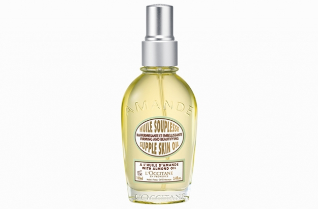Almond Supple Skin Oil от L'Occitane