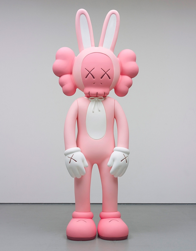 Kaws. Accomplice, 2010