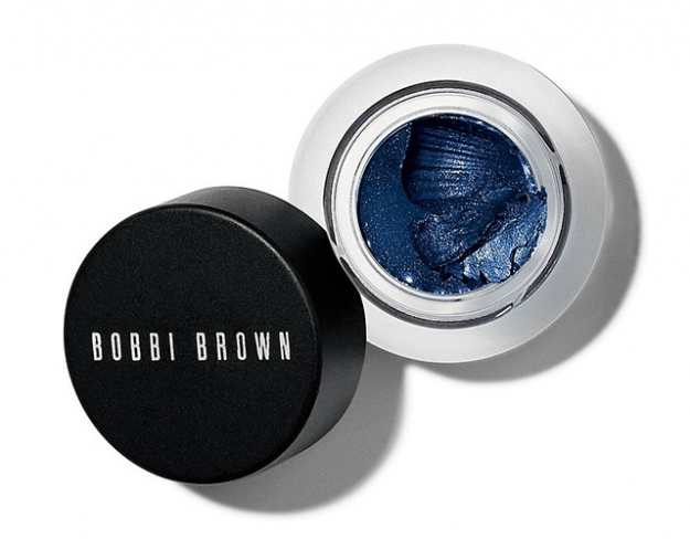 Long-Wear Gel Eyeliner in Cobalt Ink.