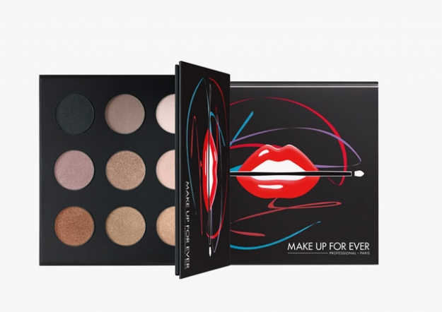 Palette Artist Nude от Make Up For Ever