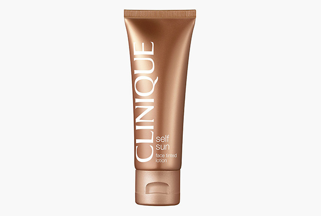 Self Sun Body Tinted Lotion Medium-Deep от Clinique, 1428 руб