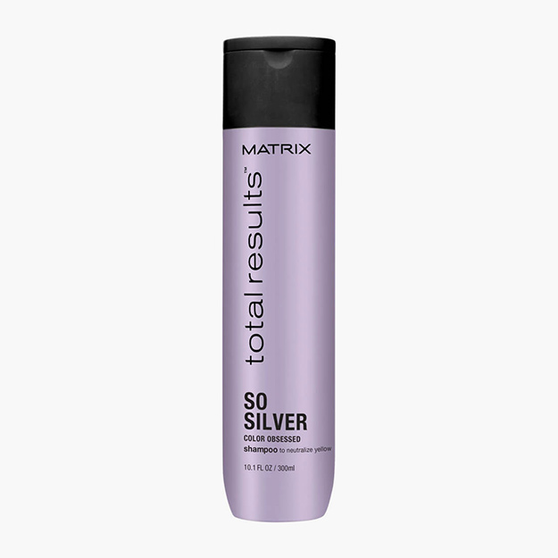 Total Results Color Obsessed So Silver Shampoo от Matrix, 440 руб.