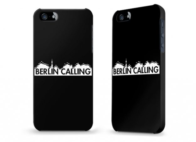 Чехол для iPhone 5S, by Berlin Calling, 34,90 долларов