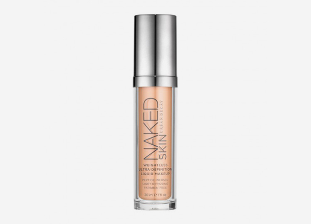 Naked Skin Weightless Ultra Definition Liquid Makeup от Urban Decay, 2750 руб.