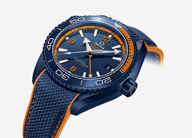 Seamaster Planet Ocean «Big blue»