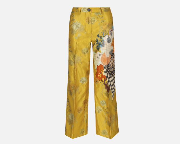 Брюки Dries Van Noten, ЦУМ