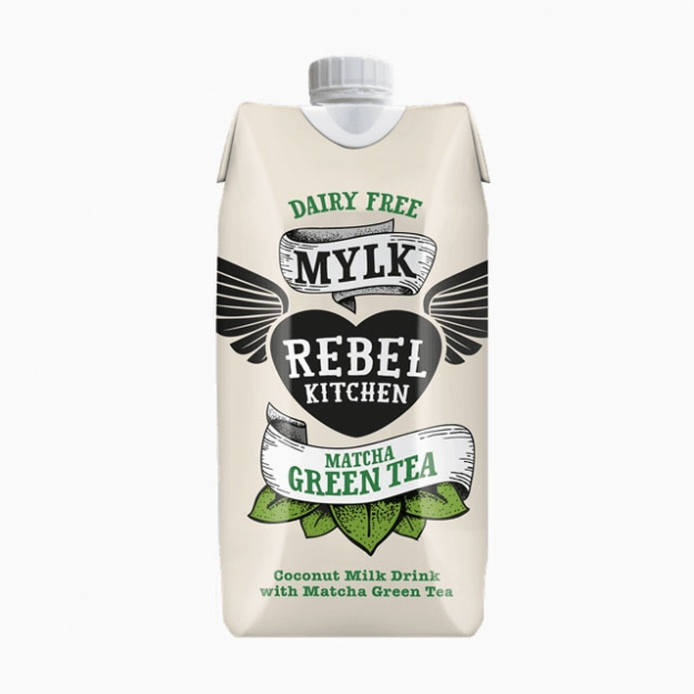 Rebel Kitchen, Matcha Green Tea Mylk (www.hollandandbarrett.com)