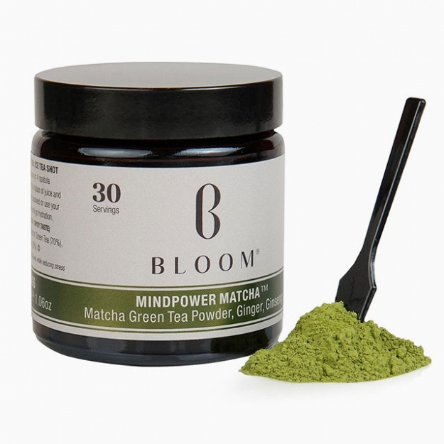 Bloom, Mindpower Matcha (www.harveynichols.com)