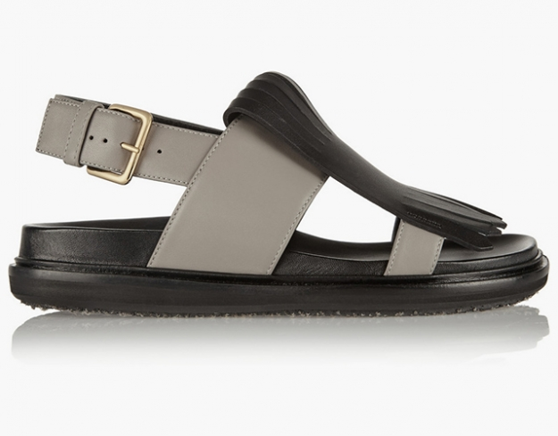 "Marni<p><a target=""_blank"" href=""https://www.net-a-porter.com/ua/en/product/639039/marni/fringed-two-tone-leather-slingback-sandals"">net-a-porter.com</a></p>"