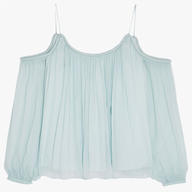 "Elizabeth and James<p><a target=""_blank"" href=""https://www.net-a-porter.com/ua/en/product/677583/elizabeth_and_james/maylin-crinkled-silk-georgette-top"">net-a-porter.com</a></p>"