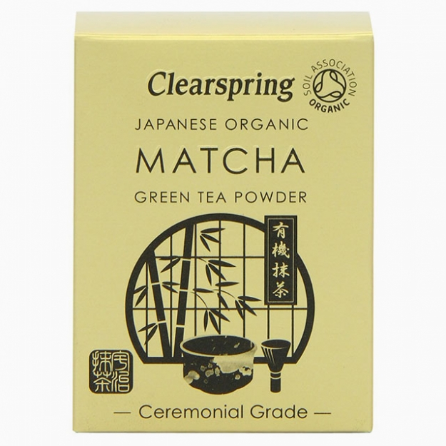 Clearspring, Organic Matcha Green Tea Powder (www.amazon.com)
