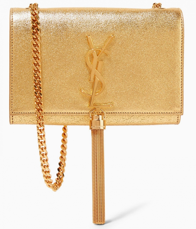 Сумка Saint Laurent Monogramme Kate (net-a-porter.com)