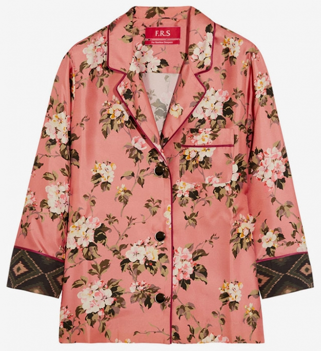 "F.R.S For Restless Sleepers<p><a target=""_blank"" href=""https://www.net-a-porter.com/ru/en/product/755578/f_r_s_for_restless_sleepers/era-floral-print-silk-twill-blouse"">net-a-porter.com</a></p>"