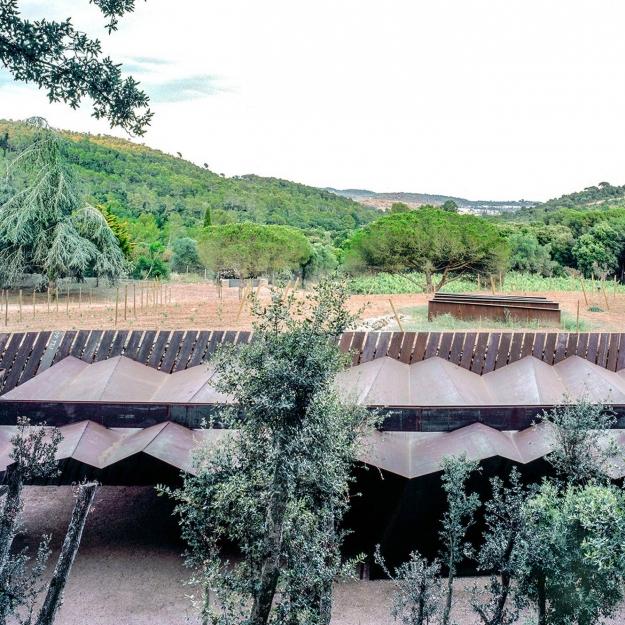 Винный завод Bell-Lloc, 2007, Паламос, Жирона, Испания