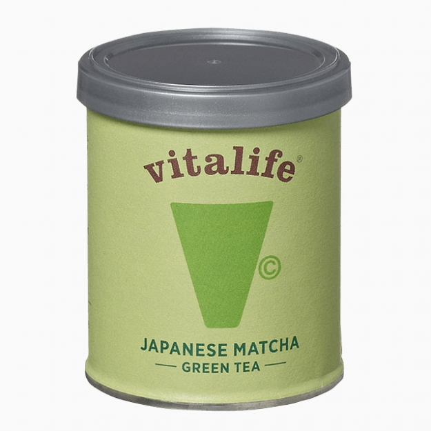 Vitalife, Matcha Green Tea — Mid-Grade (www.hollandandbarrett.com)