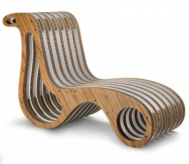 X2chair Sustainable Armchair by Giorgio Caporaso