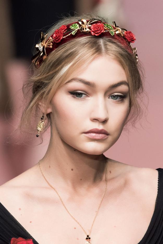 Dolce & Gabbana, осень-зима 2015