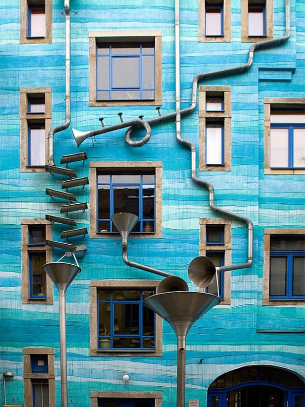 Andre Tempel, Annette Paul и Christoph  Rosner. Funnel Wall