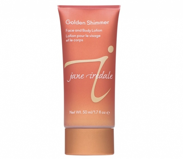 Golden Shimmer Face and Body Lotion от Jane Iredale