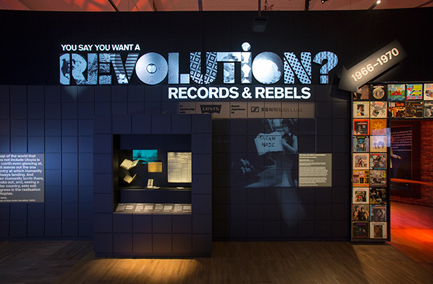 Выставка «You Say You Want a Revolution? Records and Rebels 1966-70», Лондон
