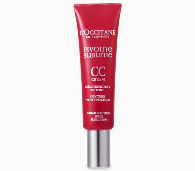 Pivoine Sublime CC Cream от L'Occitane